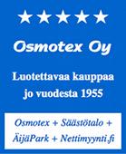 Osmotex-Luotettava